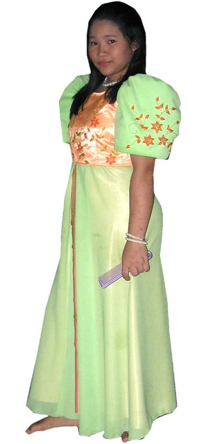 Philippine Traditional Dresses http://www.flickr.com/photos/17681122@N07/2950009459/