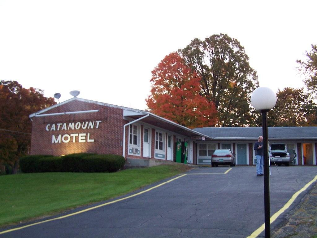 leaving the motel