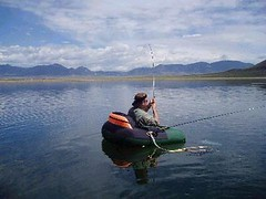 Colorado top rivers for Antero reservoir fishing