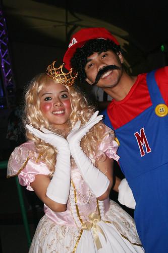 Super Mario & the Princess