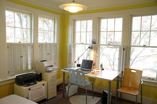 Sunroom/Office - After