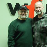 Bob Mould at WFUV with Darren DeVivo