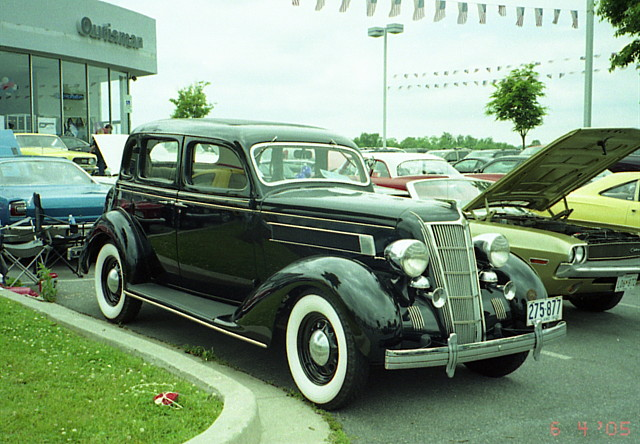 1935 Chrysler Airstream Sedan Flickr Photo Sharing