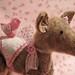 Reindeer and Friend by misseskwittys
