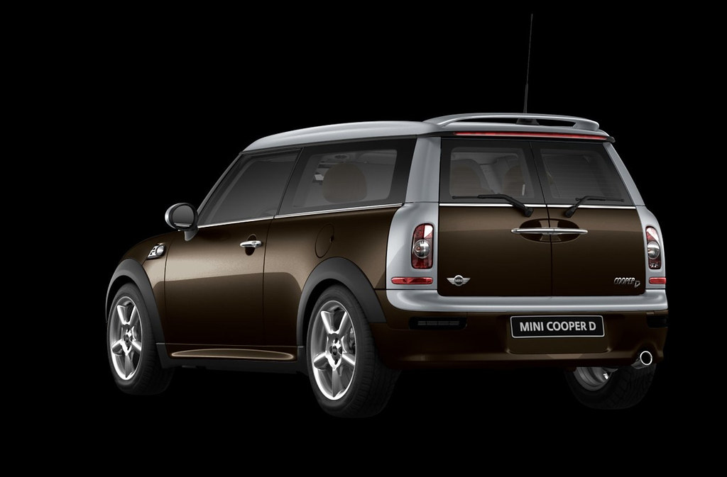 clubman spoiler mini cooper forum. Black Bedroom Furniture Sets. Home Design Ideas