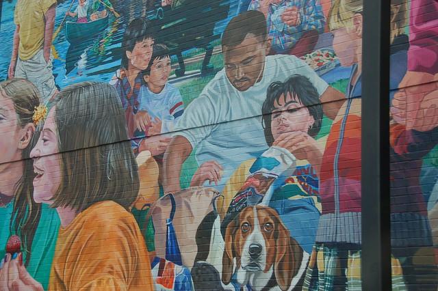 Flickr photo sharing for Mural joe painting