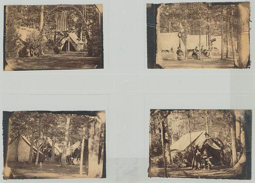 Battlefield of Gettysburgh [sic]: Headquarters U.S. Sanitary...