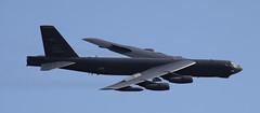 B-52 Stratofortress long-range bomber