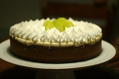 buttercream(0.0), chocolate cake(0.0), sachertorte(0.0), produce(0.0), cheesecake(0.0), torte(0.0), cake(1.0), baking(1.0), sweetness(1.0), baked goods(1.0), food(1.0), icing(1.0), key lime pie(1.0),
