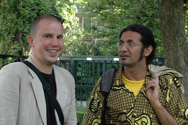 Tsead Bruinja en Rodhan Al Galidi