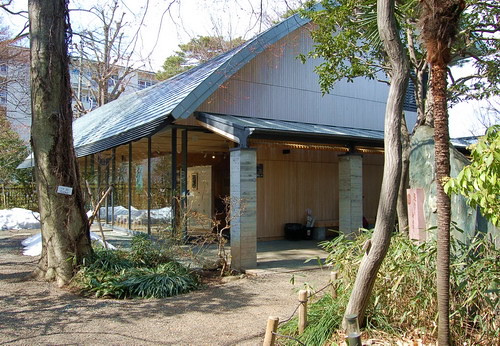 牧野記念庭園記念館