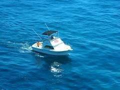 Cabo San Lucas Fishing Boat