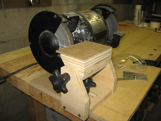 Bench Grinder Tool Rest 1 Flickr Photo Sharing
