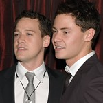 TR Knight and Mark
