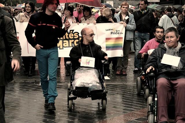 Lesbian & Gay Pride Lille 2008