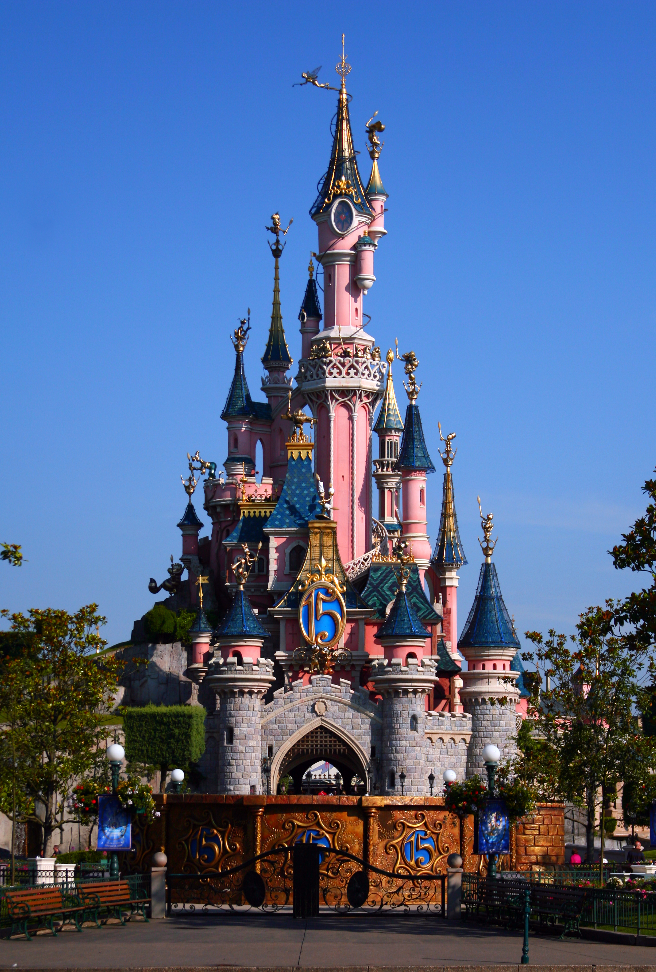Hotel Disneyland Paris Booking
