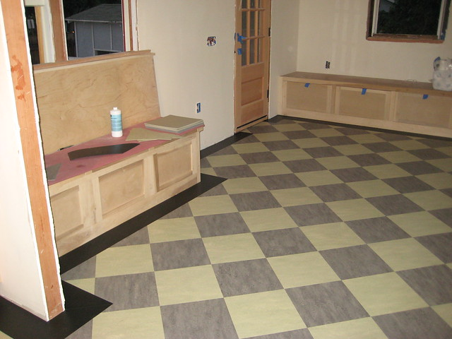 linoleum kitchen floor flickr photo