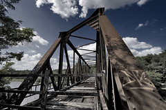Decayed Railwaybridge