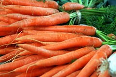 carrot, vegetable, produce, food,