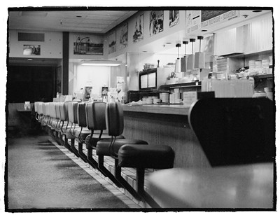 Old Fashioned Diner