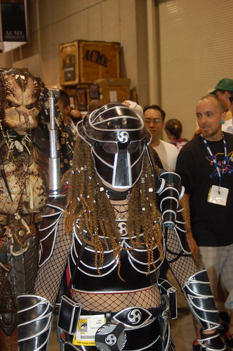 Comic Con 2008: Female Predator