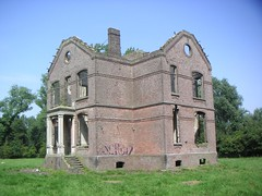 Spookhuis Sas van Gent
