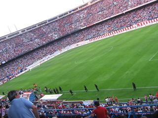 Vicente Calderon Stadium közelében Provincia de Madrid képe. estadio fútbol calderon atleti vicentecalderón atléticodemadrid