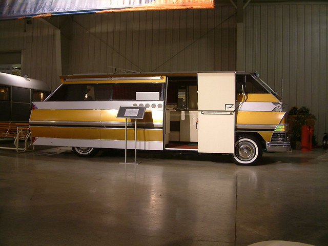 RV Hall of Fame, Elkhart IN