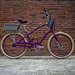 gps solar powered yahoo bike