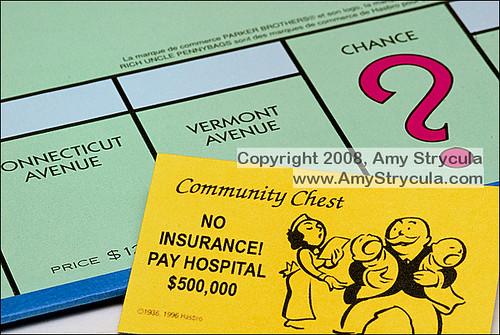 No Insurance!  Pay Hospital $500,000
