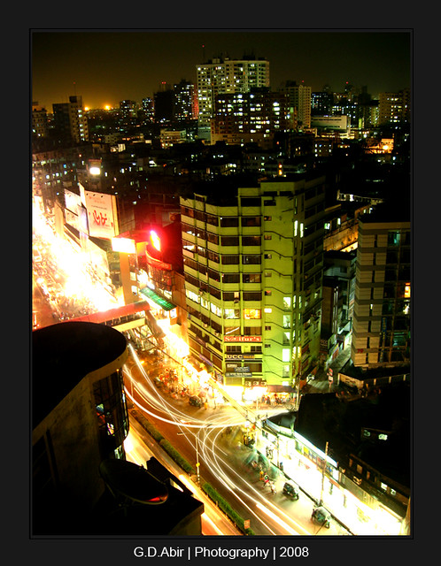 A Dhaka Night