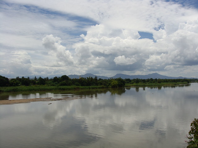 Ping River at Kamphaeng Phet