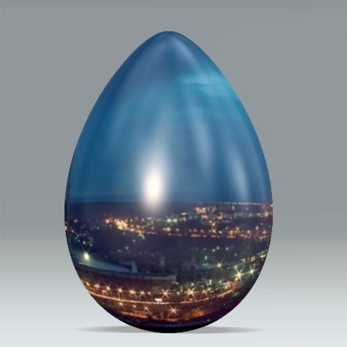 City egg