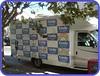Our mobile caravan