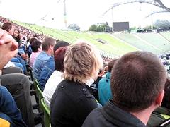 MVI_2539 - München - Olympiastadion - Genesis - Hold On My Hear