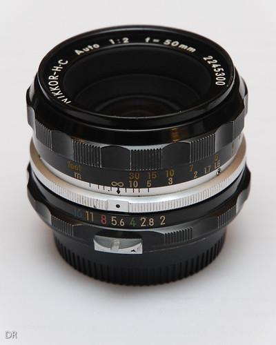 pre AI Nikkor 50mm f2
