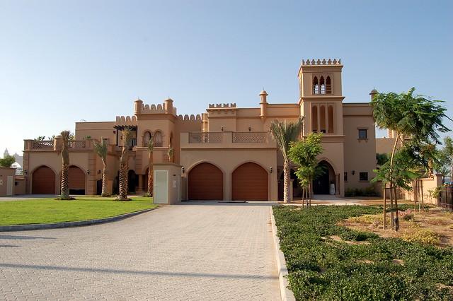 Garden Villas Jumeirah  Dubai