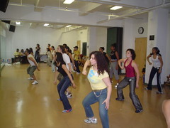 zumba, event, room, performing arts, entertainment, dance, person, physical exercise, choreography,