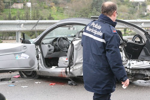 Incidente mortale sulla Palermo-Sciacca presso il viadotto Oreto: morta una ragazza di 29 anni$