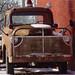 Weathered & Rusty Cars & Trucks
