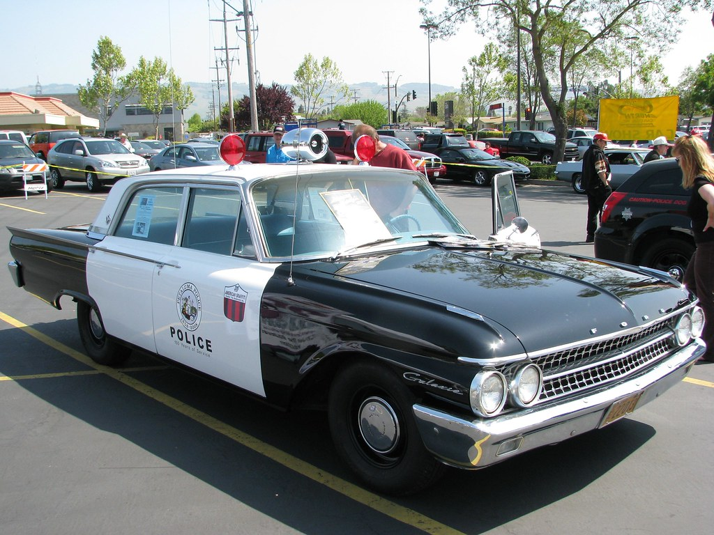 1961 Ford Police Car (American Graffiti Replica) 2 by Jack_Snell via Flickr | Cars | Pinterest | Ford police American graffiti and Police cars & 1961 Ford Police Car (American Graffiti Replica) 2 by Jack_Snell ... markmcfarlin.com