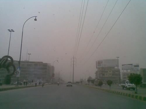 cnn weather report of karachi