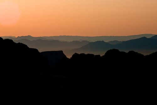 las vegas red rock sunrise nevada canyon layers
