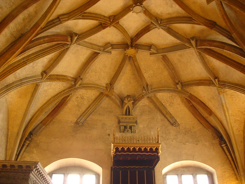 Ceiling detail, Old Synod Hall, Old Royal Palace