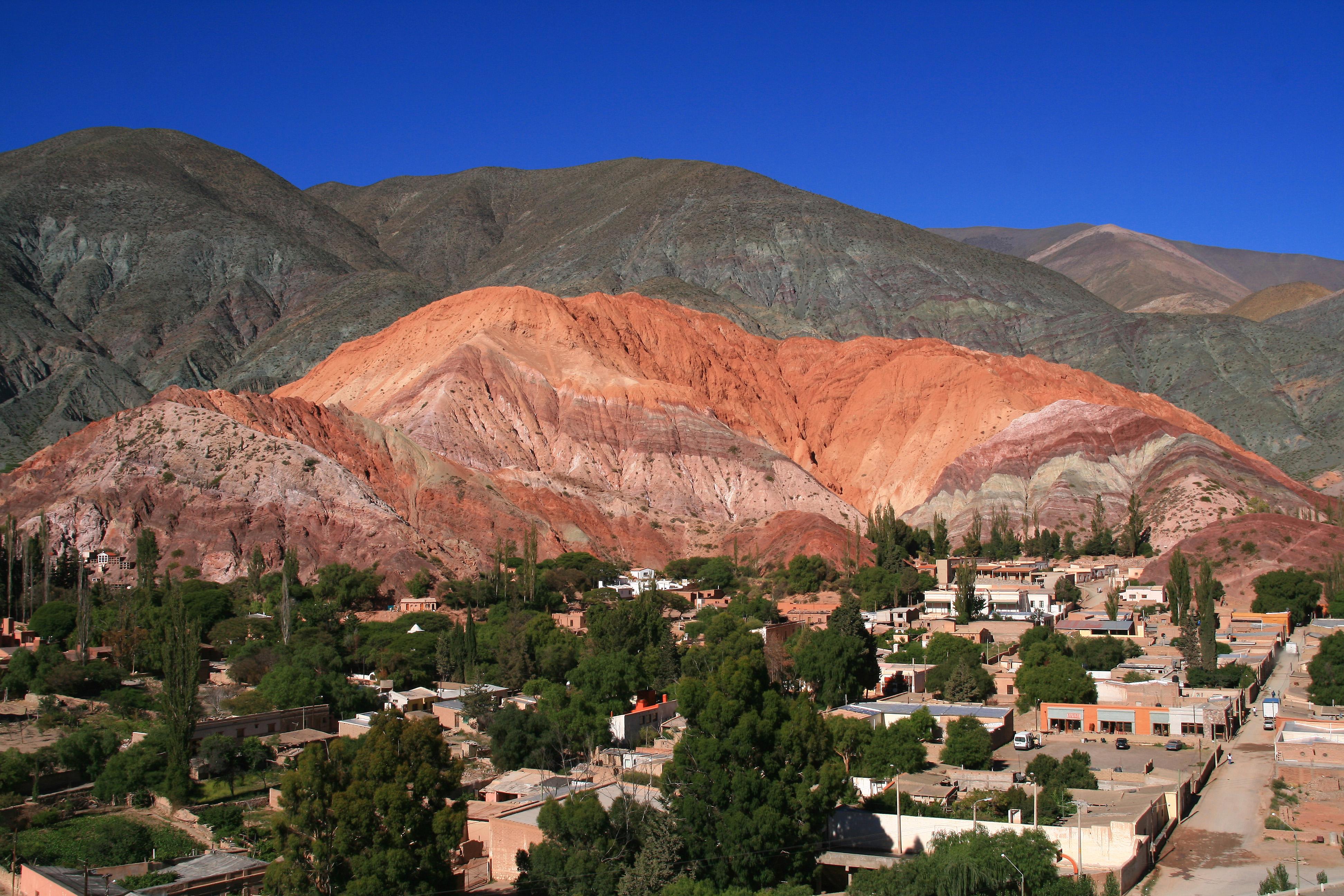 Explore the beautiful valley of Humahuaca