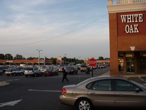 White Oak Shopping Center