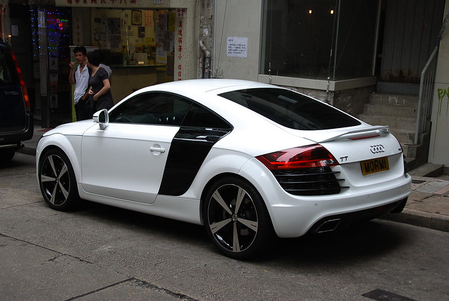 audi tt with niche tuning r8 body kit flickr photo. Black Bedroom Furniture Sets. Home Design Ideas