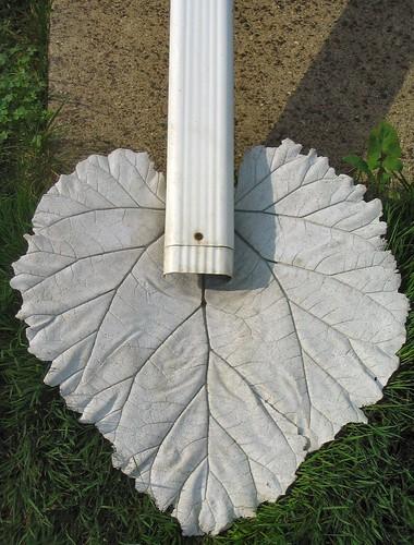Garden Leaf Blocks : Saturday morning garden ging vol