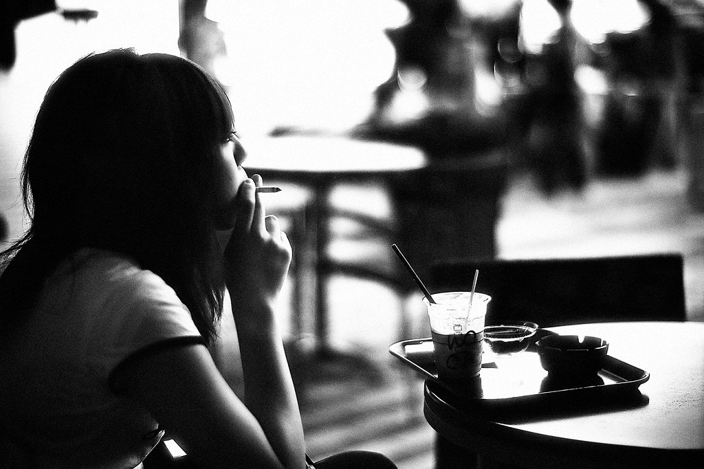 Coffee And Cigarettes 1 By Moaan C All Rights Reserved