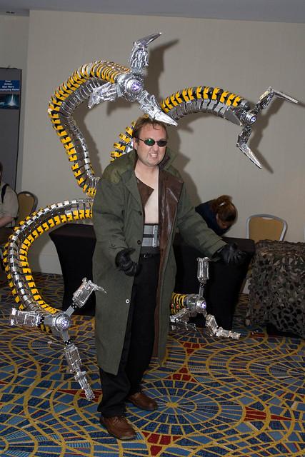 Doctor Octopus   Flickr - Photo Sharing!